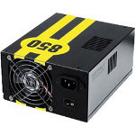 Antec 0761345-27850-8 TruePower Quattro 850 - Power Supply (Internal) - ATX12V 2.2/ EPS12V 2.91 - AC 100-240 V - 850 Watt - Active PFC - United States