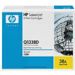 HP 38A Toner Cartrid2 x Black 12000 Pages