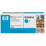 HP Toner Cartrid1 x Cyan 6000 Pages