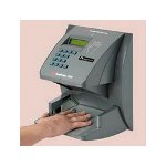 Acroprint Time Recorder ATRXBIO1000 ATRx Biometric 1000 Time Clock for Up to 50 Employees