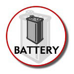 Dantona BATT-446 Battery for Uniden TRU446 Series
