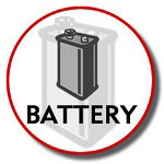Dantona 3.6V 1600Mah NiMH Phone Battery