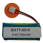Dantona BATT-6010 2.4V 700maH NIMH Battery for VTech Phones
