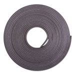 "Baumgarten's Adhesive Magnetic Tape, Flexible, 1/2""x10', Black"