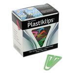 Baumgarten's X-Large Plastiklips® Paper Clips, Assorted Colors