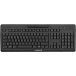 Cherry EVolution STREAM XT Corded MultiMedia Keyboard G85-23100 - Keyboard