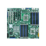 Supermicro X8DTN+ - motherboard - extended ATX - Intel 5520