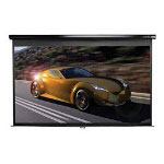 Elite Screens Manual Series M170XWS1 - Projection Screen - 170 In ( 432 Cm )