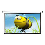 Elite Screens Home 2 Series HOME80IWS2 - Projection Screen (motorized) - 81 In ( 206 Cm )