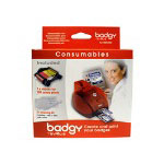 Evolis Badgy Print Ribbon Cassette / PVC Cards Kit