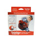Evolis Badgy - PVC Card - 200 Card(s)