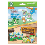 The Board Dudes Card Game Double Pack - Memory Match Up /Sequencing,
