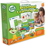The Board Dudes Preschool Learning Kit, Multicolor