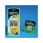 Duracell CEF15NC NiMH Battery Chargers and Rechargeable Batteries, 15 Minute Charge