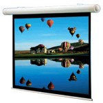 Draper Salara Plug & Play Projection Screen (motorized, 110 V) - 94 In ( 239 Cm )