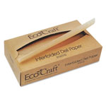 Ecocraft 10 x 10.75 Eco-wax Soy Blend Deli Paper