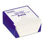 Bagcraft P475 DryWax Patty Paper Sheets, 4 3/4 x 5, White, 1000 Sheets/Box