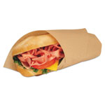 Durable Packaging International Ecocraft Grease-Resistant Paper Wrap/liner, 14 X 14, 4000/carton