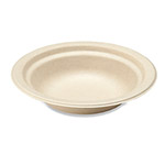 Bridge-Gate 4oz Wheat Compostable Bowl