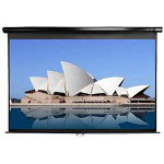Elite Image Manual Series M84UWH-E30 - Projection Screen - 84 In ( 213 Cm )