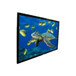 Elite Screens Ez-Frame R92WH1 - Projection Screen - 92 In ( 234 Cm )