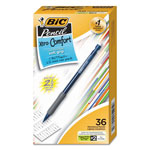 Bic Xtra-Comfort Mechanical Pencil, 0.7 mm, Assorted, 36/Pack