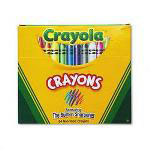 Binney and Smith Classic Color Flip Top Pack Crayons with Built In Sharpener, 64 Colors