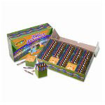Binney and Smith 16-Color Classpack Crayons, Regular Size