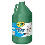 Binney and Smith Washable Paint, 1 Gallon, Green