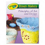 Binney and Smith Guide, Grades K 6, Principals Of Art And Design, 104 Pgs