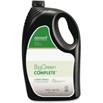 Bissell Big Green Complete Cleaner & Defoamer, Carpet Refresher, 128oz, BK