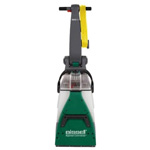 Bissell Commercial Deep Cleaner, Carpet, 25' Cord, Gray/Green