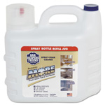 Bar Keepers Friend MORE Spray + Foam Cleaner, 1.66 gal Bottle, Citrus, 2/Carton