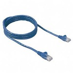 Belkin Ethernet Patch Cable, RJ45 Fast CAT Cable, 7', Blue
