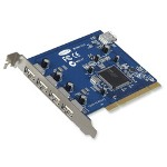 Belkin High Speed USB 2.0 Five Port PCI Card