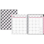 "Blue Sky Cooper Weekly/Monthly Planner, 7"" x 9"", 12 Months July-June"
