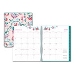 "Blue Sky Weekly/Monthly BCA Alexandra Planner, 2ppw, 12 Months, 8-1/2"" x 11"""