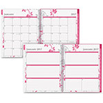 "Blue Sky Weekly/Monthly BCA Alexandra Planner, 2ppw, 12 Months, 8-1/2"" x 11"", MI"
