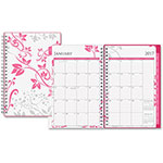 "Blue Sky Weekly/Monthly BCA Alexandra Planner, 2ppw, 12 Months, 5"" x 8"", MI"