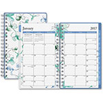 "Blue Sky Linldley Frosted Pocket Planner, 2ppw, 12 Months, 3-1/2"" x 6"", MI"