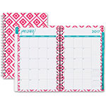 "Blue Sky Lucy Frosted Planner, 2ppm, 12 Months, 5"" x 8"", MI"
