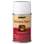 Bolt Aerosol Air Freshener Refill, Cinnamon Sunset, Case of 12