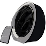 Bionaire Remote Control Power Fan, Three-Speed, Black
