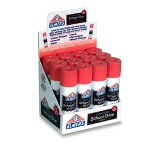 Elmer's Glue Sticks, goes on Blue dries Clear, .21oz.