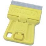 "Stanley Bostitch Mini Blade Scraper, 1-1/2"" W, Yellow/Silver"