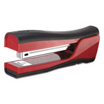 Stanley Bostitch Dynamo Stapler with Pencil Sharpener, 20-Sheet Capacity, Candy Apple Red