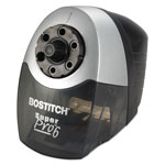 "Stanley Bostitch Commerical Pencil Sharpener, 6 Ft. Cord, 5""x9""x7 1/2"", Gray"