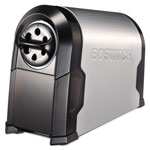 Stanley Bostitch SuperPro Glow Commercial Electric Pencil Sharpener, Black/Silver