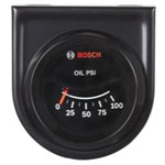Bosch Group Mechanical Oil Pressure Gauge