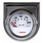 "Bosch Group 2"" Electrical Oil Pressure Gauge"